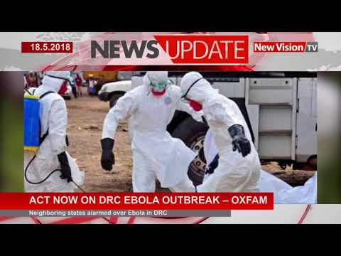 Act now on DRC ebola outbreak - Oxfam