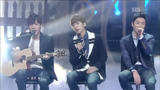 100% [나 같은 놈 (Guy like me)] @SBS Inkigayo 인기가요 20121209