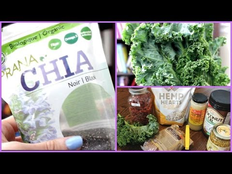 The Best SuperFoods / My Go To SuperFoods for Health & Beauty