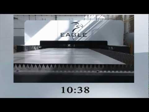 Eagle Laser Cutting System 2060 Version EN