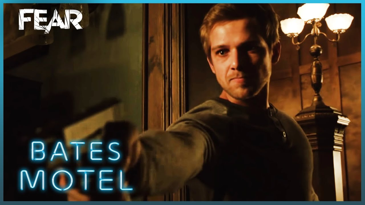Download Dylan's Showdown With Shelby   Bates Motel
