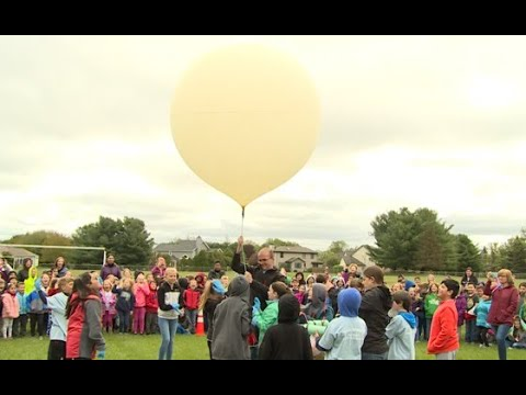 Education Counts Michiana - Concord East Side Elementary School: Weather Balloon Launch