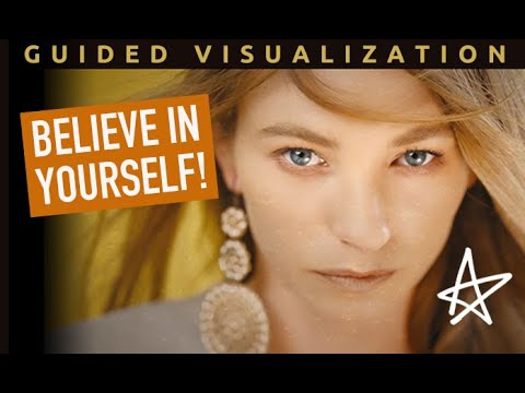 Law of Attraction Visualization - Believe In Your Self.