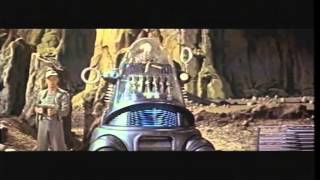 Forbidden Planet Trailer 1956