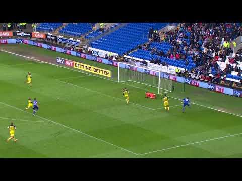 Cardiff v Burton