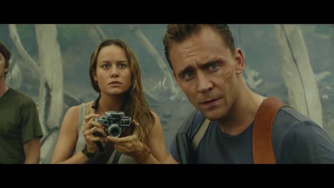 King Kong Skull Island 2017 Official Trailer Youtube