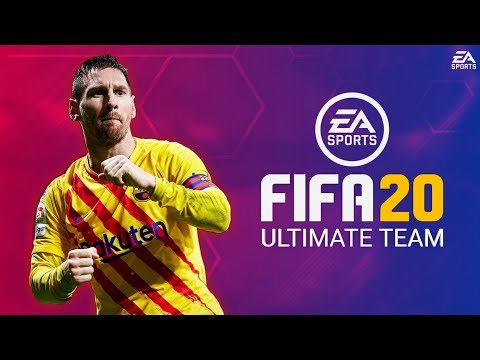 FIFA 16 MOD FIFA 20 Ultimate Team Android Best Graphics