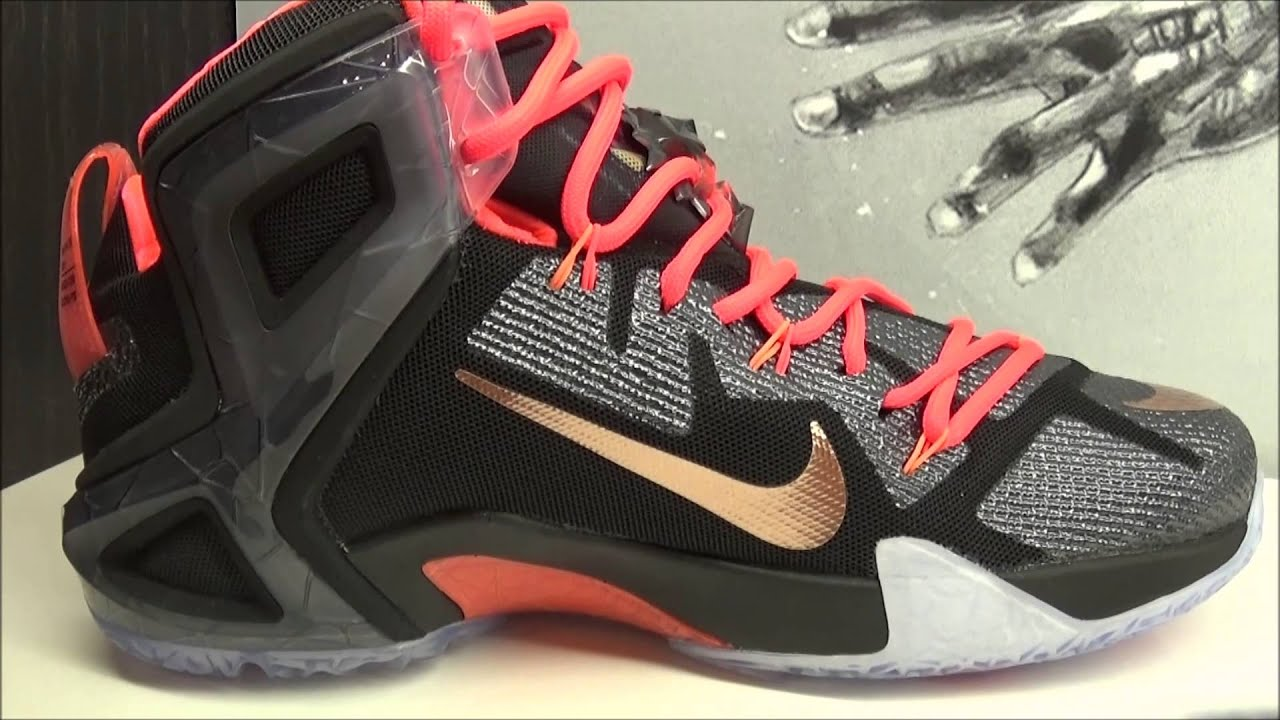 c5773f085da94 promo code for nike lebron 12 rose gold elite sneaker c7707 8768e
