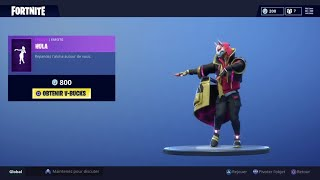 BUG FORTNITE VESTE NOMADE AND CAPES