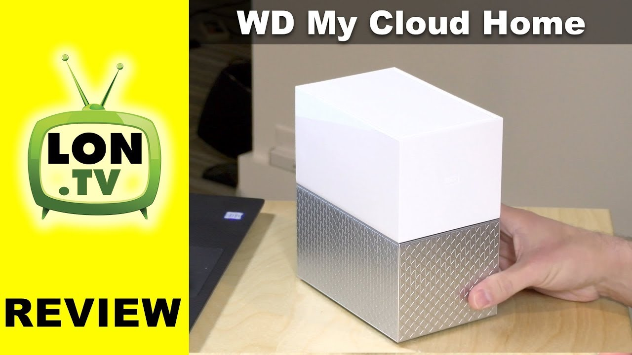 WD My Cloud Home Duo Review - A Very Different My Cloud ...