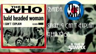 The Who I Can't Explain (Mono) HQ