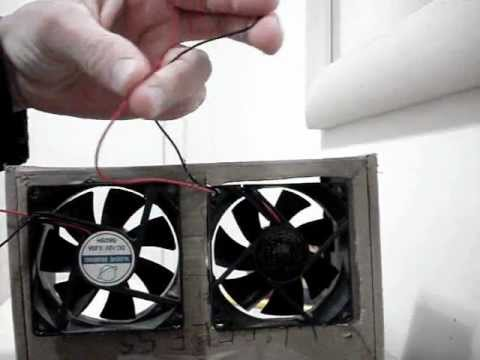 9f22f6a10de Como fazer um Gerador Eólico caseiro (Básico!) - YouTube