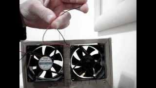 Como fazer um Gerador Eólico caseiro (Básico!)