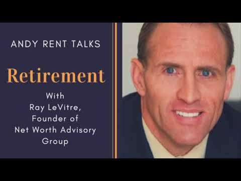 Andy Rent Interviews Ray LeVitre About Saving For Retirement