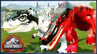LEGO Jurassic World Carnage Dinosaur
