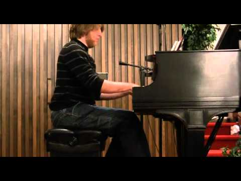 Seth Gregory Piano Solo - I've got that old time r...