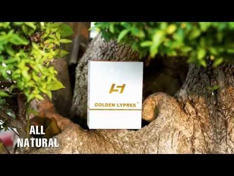 GOLDEN LYPRES – ALL NATURAL DIETARY SUPPLEMENT