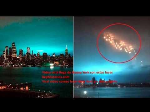 Video Viral Dari Lampu New York Yang Tidak Dikenal
