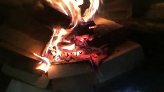 отопление дома-супер экономное отопление... способы верхнего поджига...