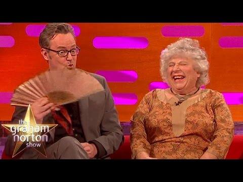 Miriam Margolyes Shocks With Story About Laurence Olivier -