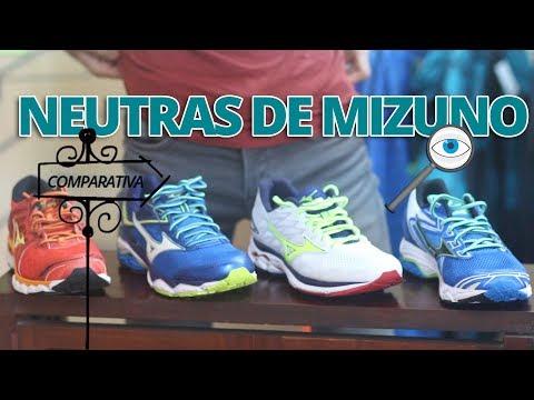 7fb57d55e3b Las nuevas Mizuno Wave Sky se postulan como unas de las jugadoras  importantes para corredores neutros de pesos altos que quieran rodar largo  y a ritmos ...