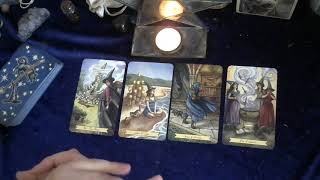 Aries March Tarot Reading 2018 - Lorien Tarot