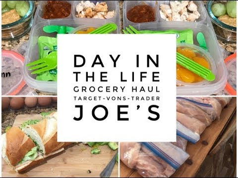 Grocery haul l Day in the Life & Bulk meat order
