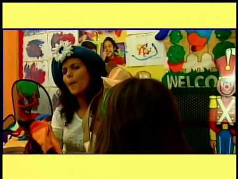 Aline Barros Dentro Da Arca De Noe Youtube