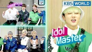 Idol Master - SF9 [KBS World Idol Show K-RUSH3 / ENG,CHN / 2018.03.23]