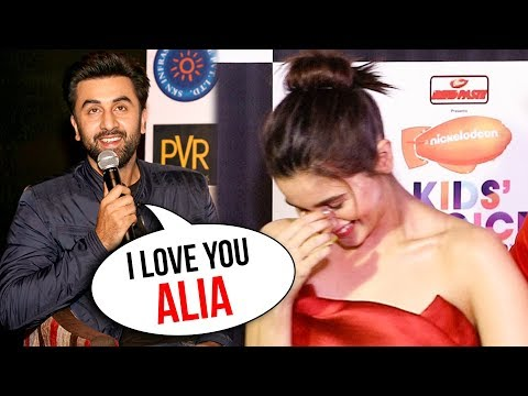 Ranbir Kapoor And Alia Bhatt Make Their Relationship OFFICIAL