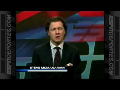 Steve McManaman Speaking Spanish!