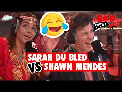"Shawn Mendes feat Sarah du Bled - remix ""There's Nothing Holdin' Me Back"" - Le Rico Show sur NRJ"