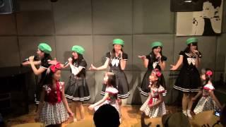 2014/05/18 単独ライブ@東京倶楽部 目黒店 16「Heart the forever」