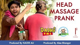 | Head Massage Prank | By Nadir Ali In | P4 Pakao |