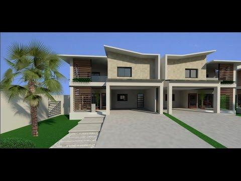 Casa en venta en santo domingo ciudad modelo youtube for Modelo de casa nueva