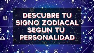 ¿Cuál es tu signo zodiacal según tu personalidad? | Test Divertidos