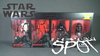 Toy Spot - Star Wars The Black Series Imperial Forces 6
