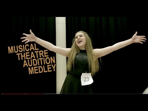 MUSICAL THEATRE AUDITION MEDLEY by Spirit YPC (ft. A Chorus Line, Chicago, Wild Party & more)