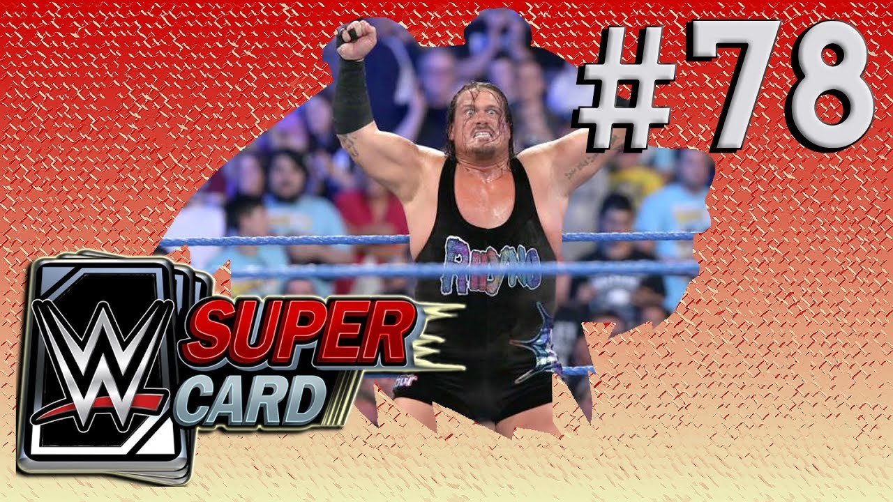 wwe supercard 78 team ring domination r ckblick news summerslam 17 rhyno review. Black Bedroom Furniture Sets. Home Design Ideas