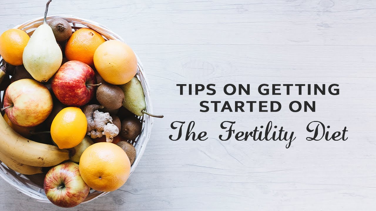 what is the fertility diet