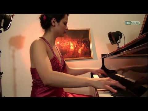 Dora Deliyska plays Liszt, Sonata in B min.- 1/4