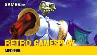 Retro GamesPlay - MediEvil + Extra Round: Rampart