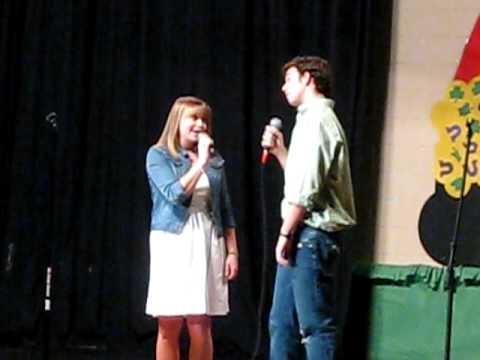 Rhythm of Love- Cape Fear High School Talent Show 2011