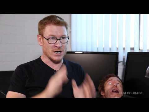 Sometimes A Filmmaker Has To Sleep On The Couch During Production by Zack Ward