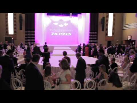 Suzanne Rogers Presents Zac Posen Fashion Show