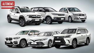 Обвал рубля: какие автомобили подорожали?