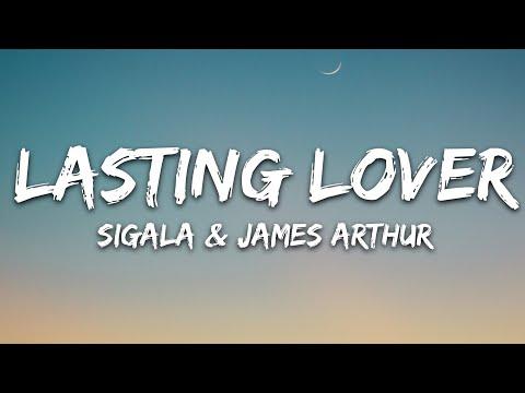Sigala James Arthur - Lasting Lover