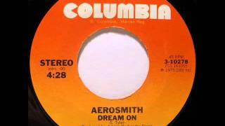 Aerosmith - Dream On (1973)