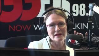 Helen Zille host radio show for Women