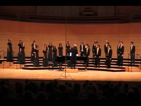 PHS Chamber Singers - Abendlied